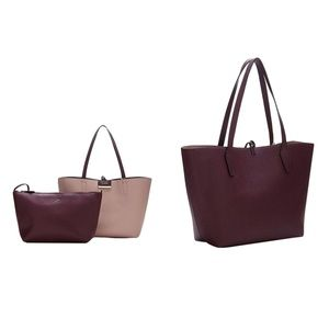 Guess BOBBI  Inside-Out Tote 3 in 1